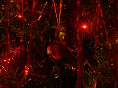 Buffy arbre - Werewolf Oz