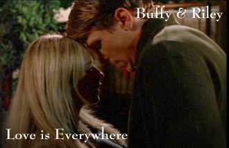 Buffy and Riley