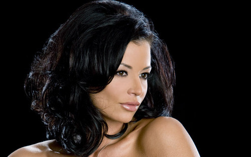 Black and White - Candice Michelle
