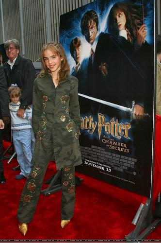 Chamber of Secrets NYC Premeire 2002