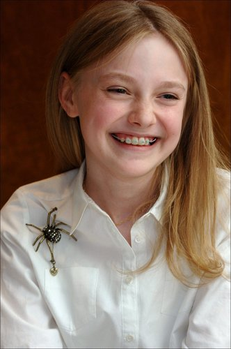 Charlotte's Web NYC Press Conference 2006