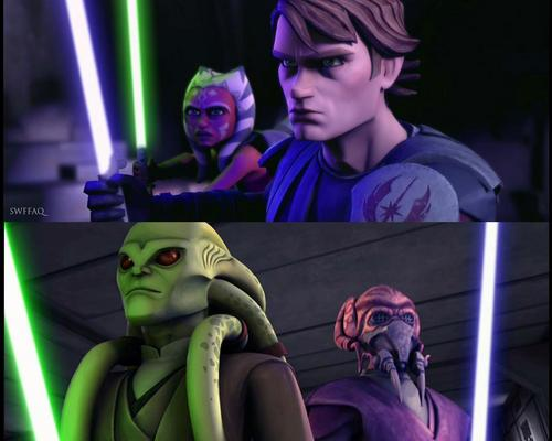 Clone Wars Jedi Warriors