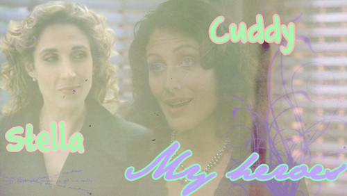 Cuddy&Stella - house-ny Fan Art