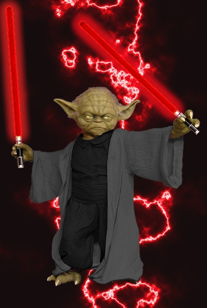 star wars yoda pictures. Darth Yoda - Star Wars Photo