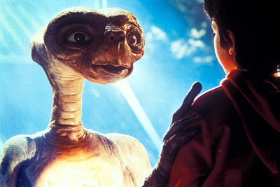 Tearjerkers پیپر وال called E.T.: THE EXTRA-TERRESTRIAL