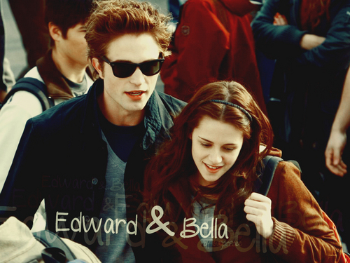 Edward & Bella 바탕화면