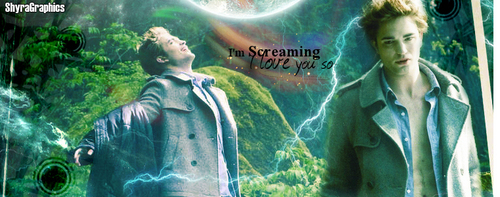 Edward Cullen Banner