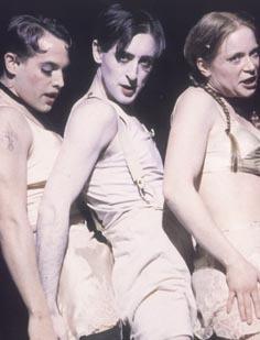 Emcee in Cabaret