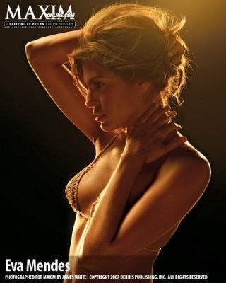 Eva Mendes wallpaper with skin and a portrait titled Eva