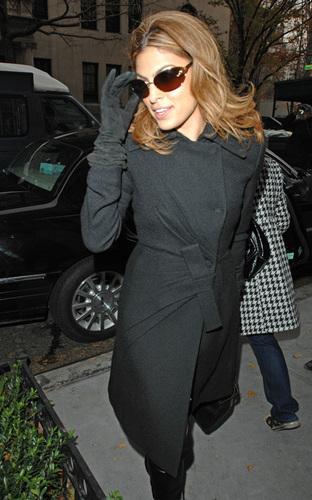 Eva in NYC