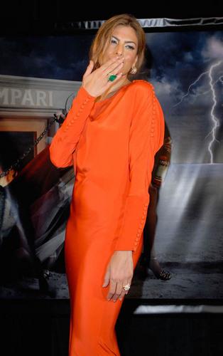Eva unveils the 2008 Campari Tales Calendar