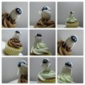 Eve Cupcakes - wall-e photo