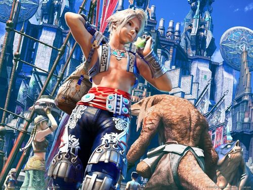 Final fantasi XII (Vaan)