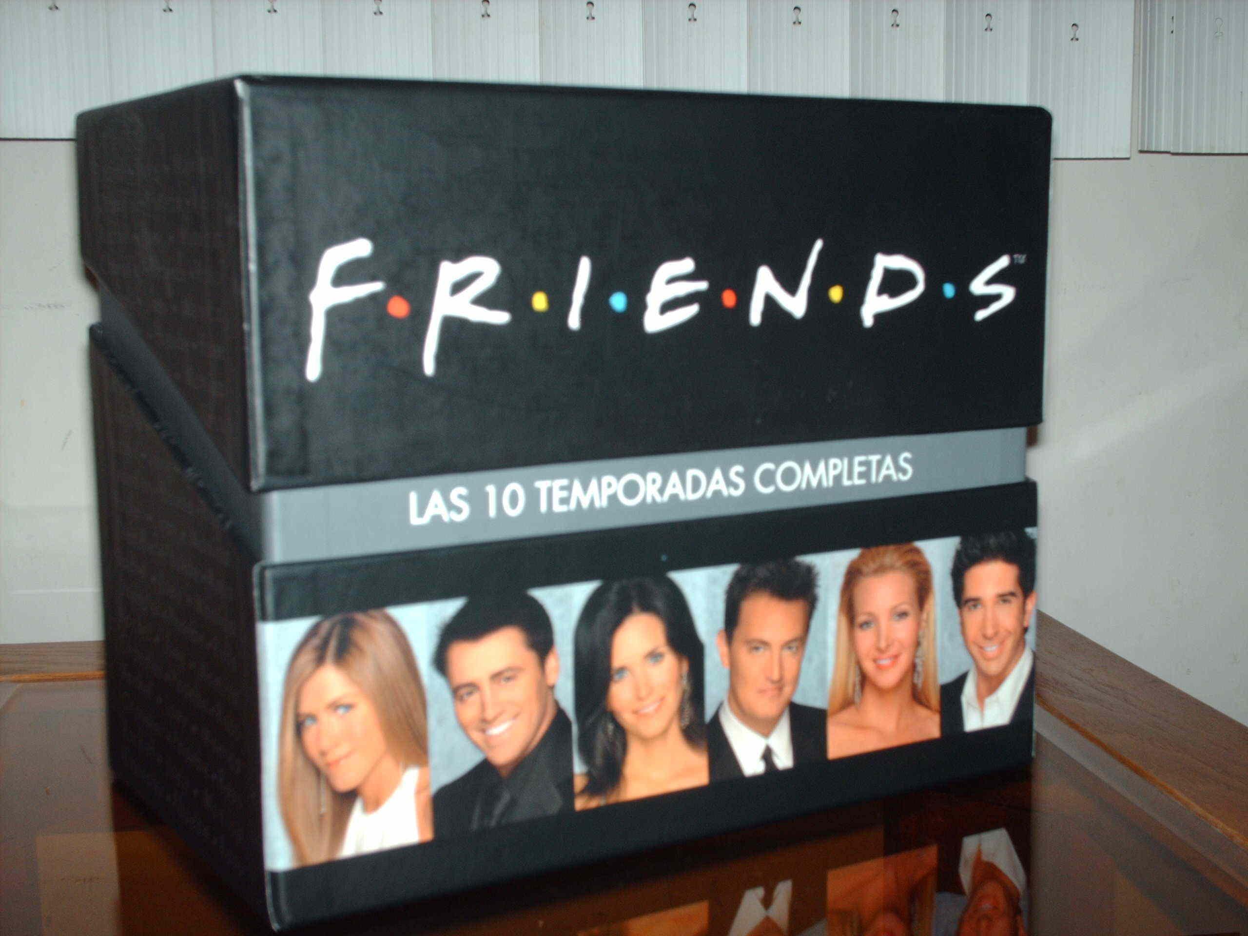 Friends box set in Spanish