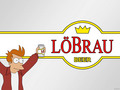Fry Lobrau Beer - futurama wallpaper