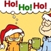 Garfield Christmas Icons