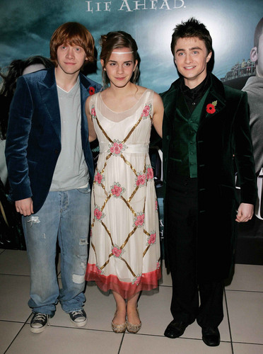 Goblet of Fire UK Premiere 2005