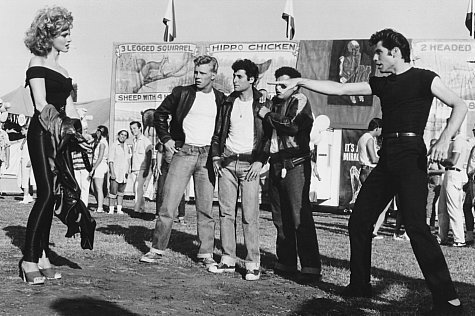 Grease The Movie Images Wallpaper And Background Photos