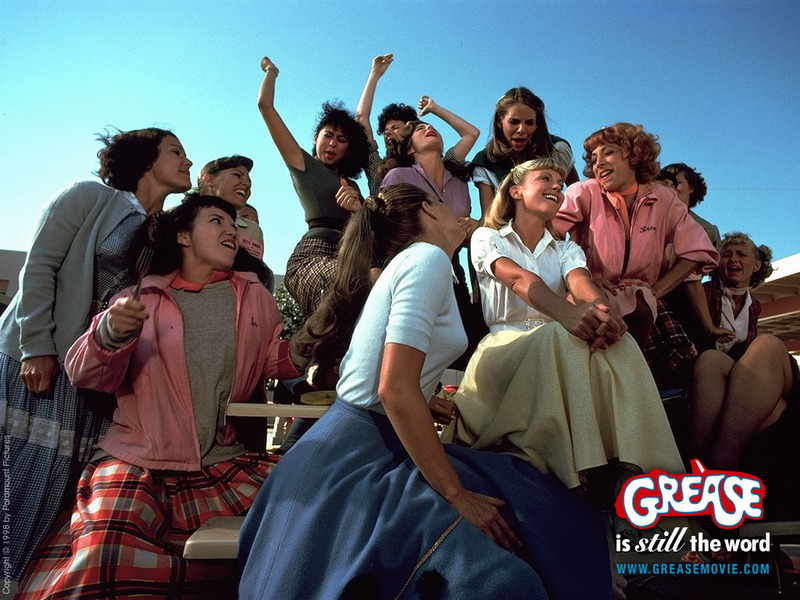 grease wallpapers. Grease - Grease the Movie Wallpaper (3147019) - Fanpop