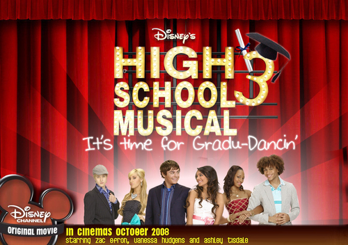 High School Musical 3 wallpaper titled HSM3