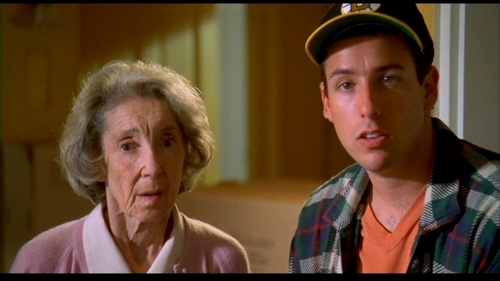 Adam Sandler wallpaper probably with a portrait titled Happy Gilmore Screencaps
