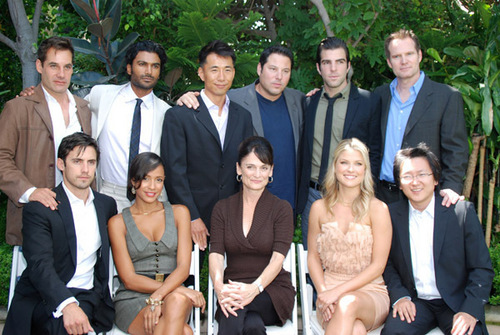 heroes Press Conference - 21st August 2008