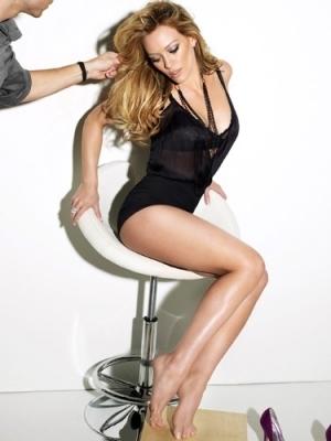 Hilary Maxim Shoot
