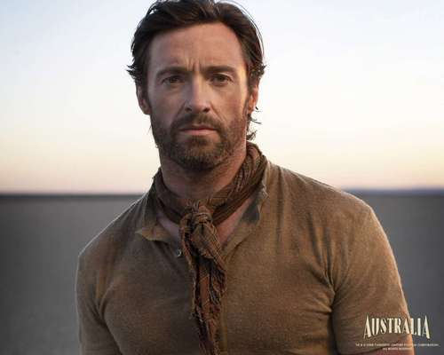 Hugh Jackman - Australia Wallpaper