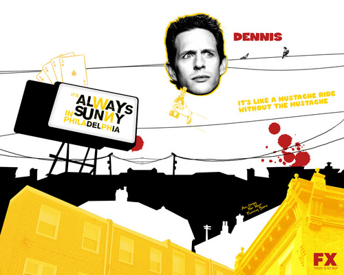 It's Always Sunny in Philadelphia wallpaper probably with a sign titled IASIP Wallpapers