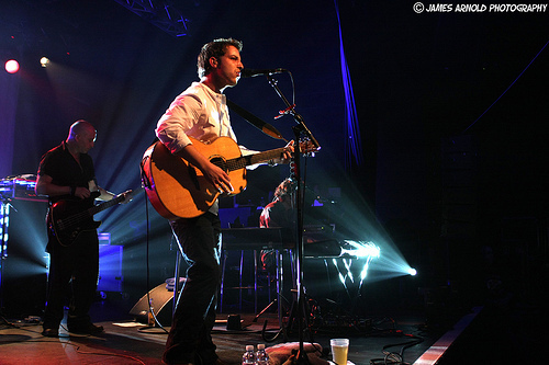 James Morrison @ lincoln Engine Shed