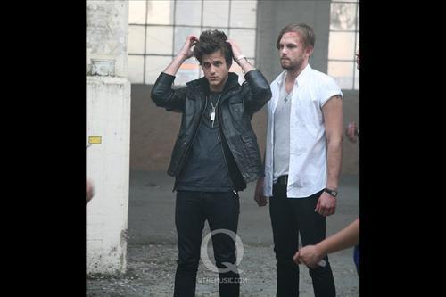 Jared and Caleb