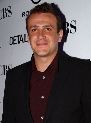Jason Segel wallpaper possibly containing a business suit called Jason