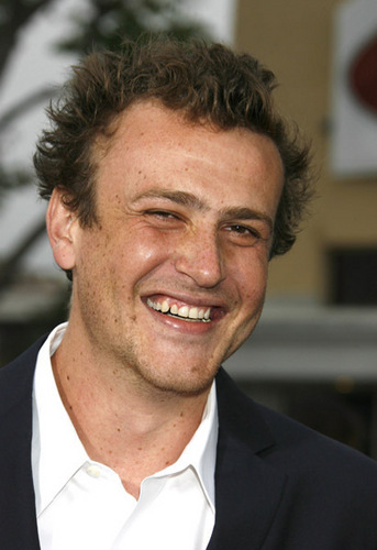 Jason Segel wallpaper containing a business suit, a suit, and a dress suit titled Jason