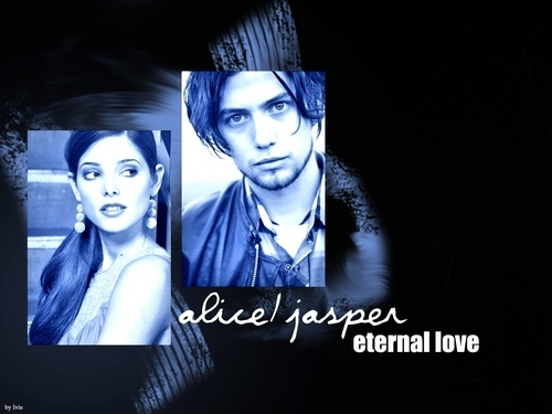 Movie Couples wallpaper called Jasper*Alice