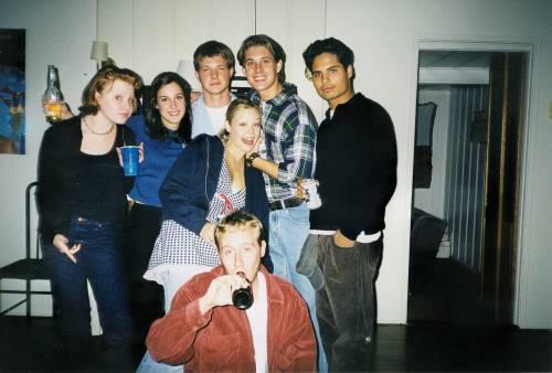 Jensen rare photos