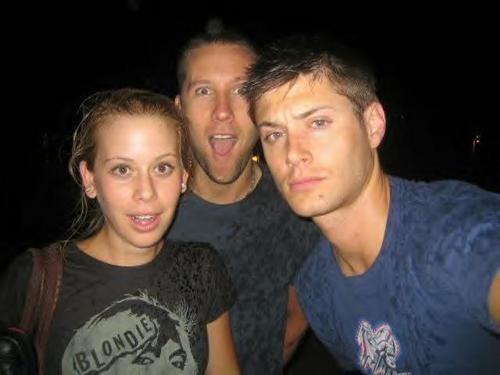 Jensen rare foto
