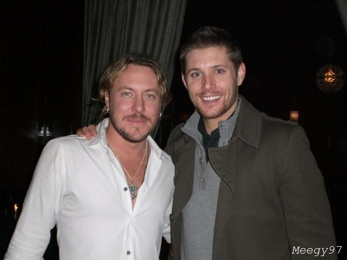 Jensen rare fotos