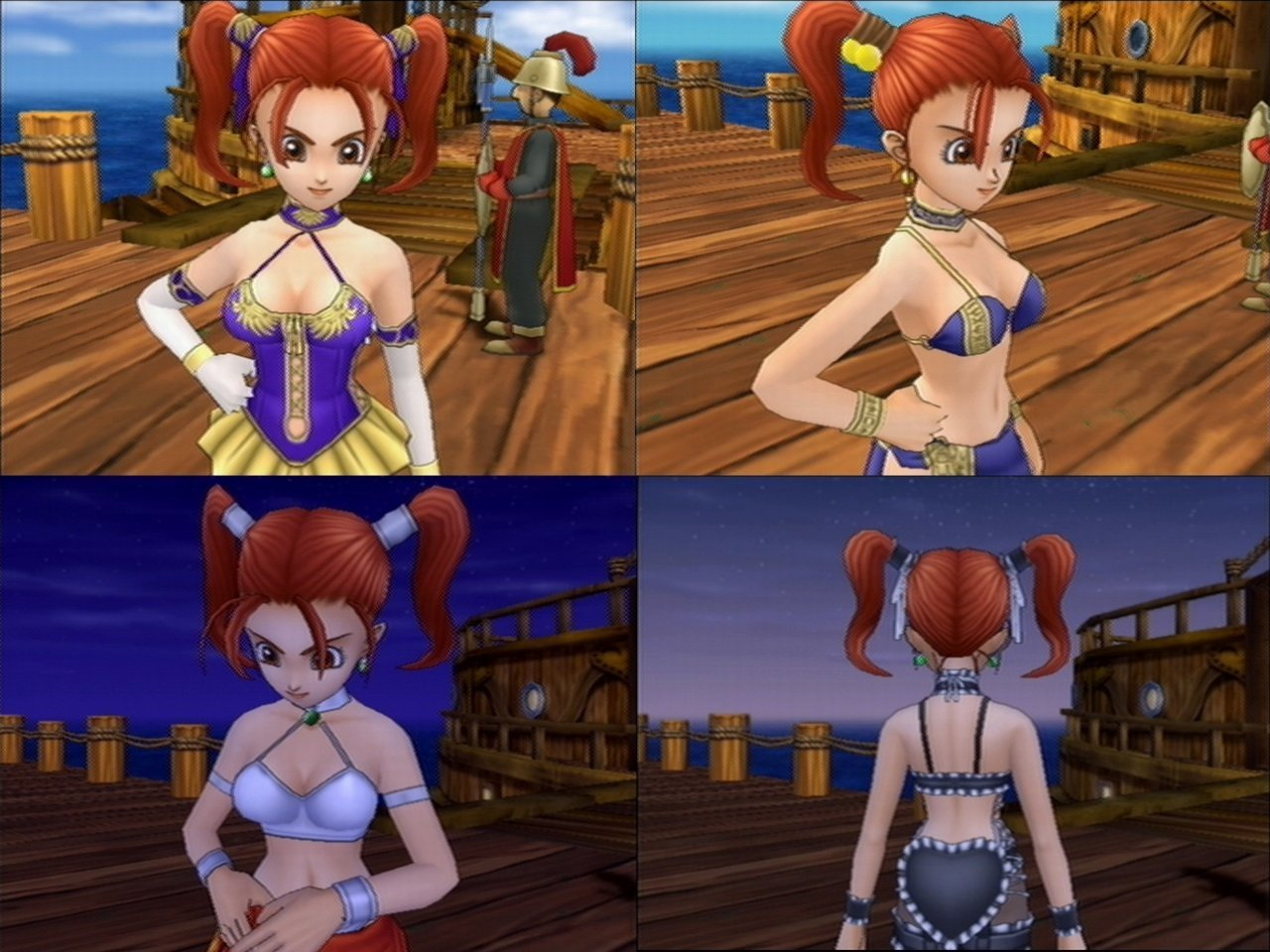 Jessica Albert - Dragon Quest VIII Photo (3197858) - Fanpop