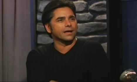 John Stamos Pantless on Anytime With Bob Kushell - john-stamos Photo