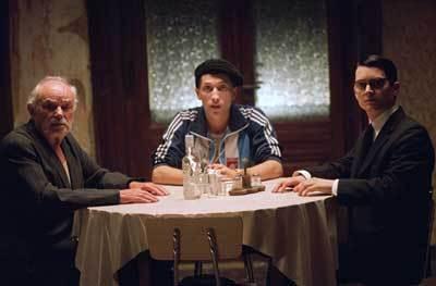 Jonathan, Alex and Grandfather