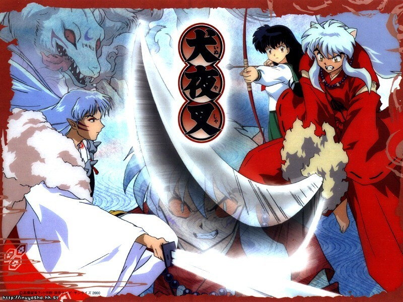 Kagome & The Demon Brothers