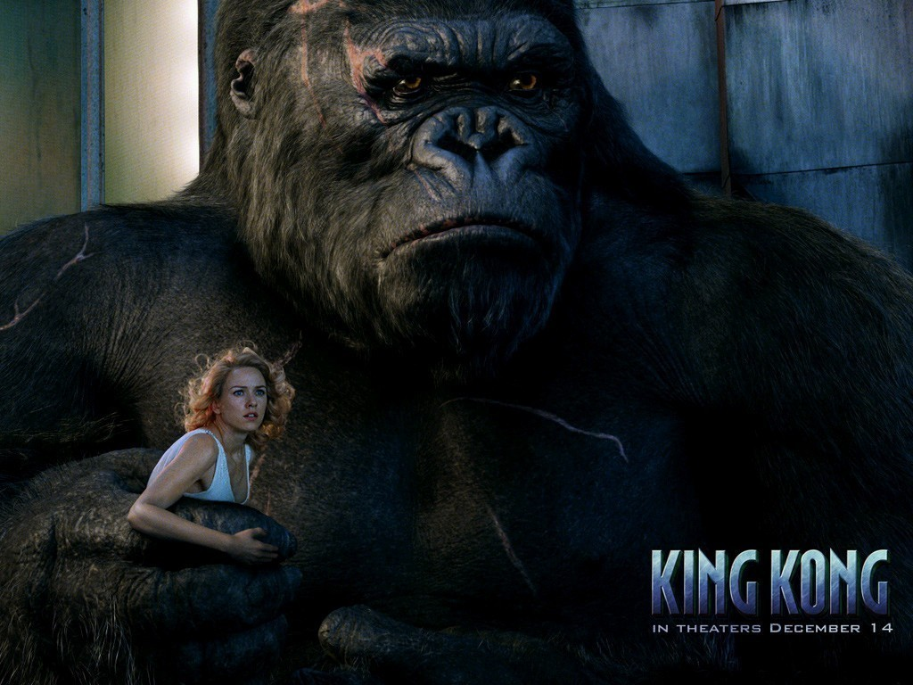Kong: King Kong Wallpaper (3148586)