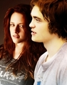 Kristen♥Rob - robert-pattinson-and-kristen-stewart fan art