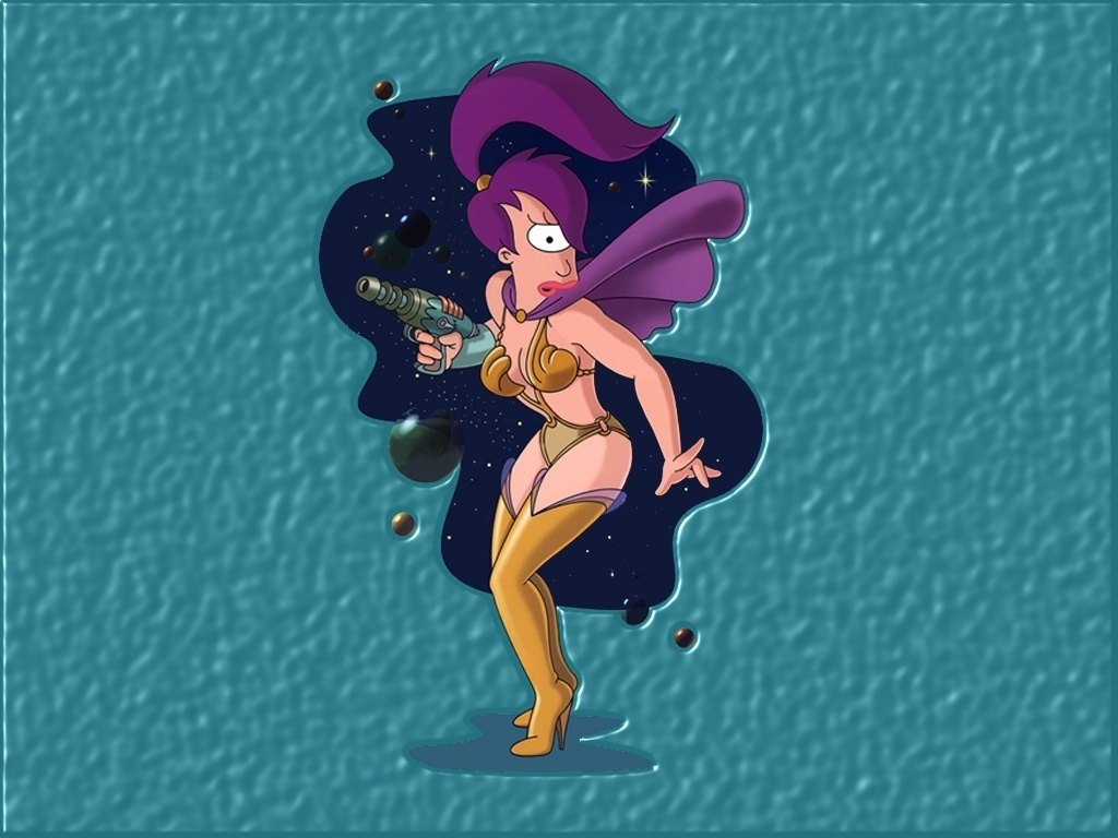 Futurama images Leela HD wallpaper and background photos