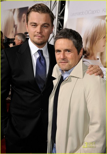 Leo @ Premiere of Revolutionary Road