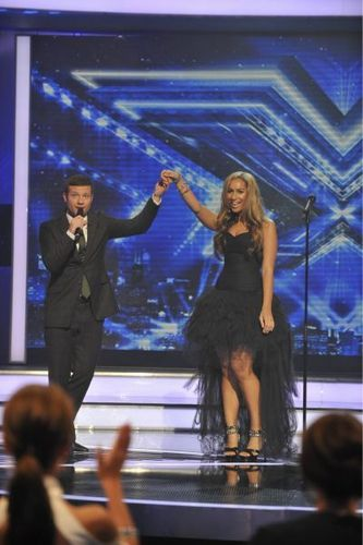 Leona on The X-Factor 2008