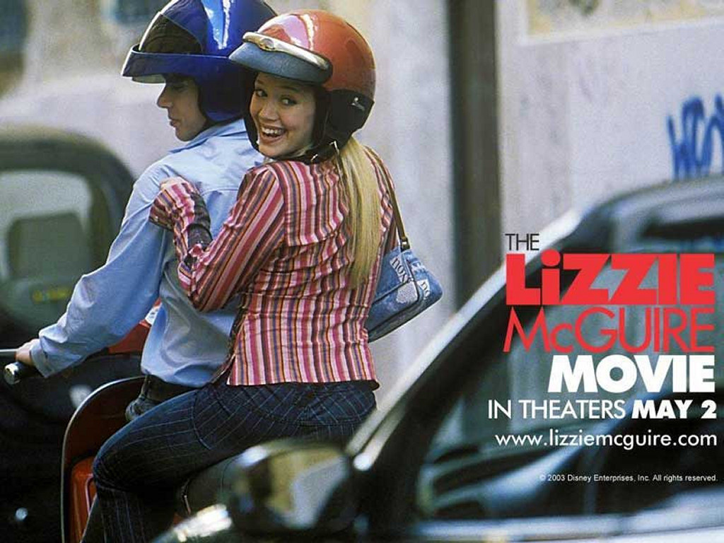 Disney Channel Original Movies Lizzie McGuire Movie