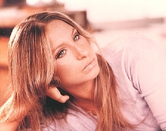 Barbra Streisand wallpaper with a portrait and attractiveness titled Lovely