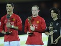 Manchester United win Club World Cup Japan 2008