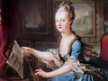 Marie Antoinette Wallpaper - kings-and-queens wallpaper